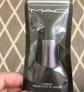 MAC Pigment Rich Purple 0.09oz New Sealed